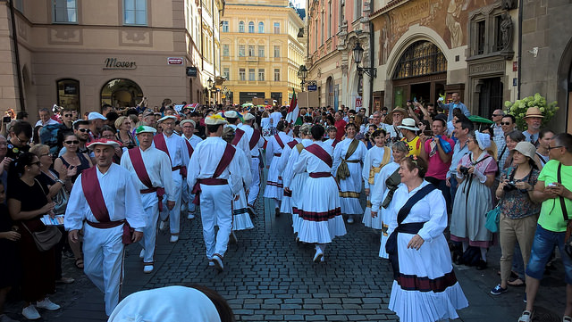 Prague Folklore Days 2016