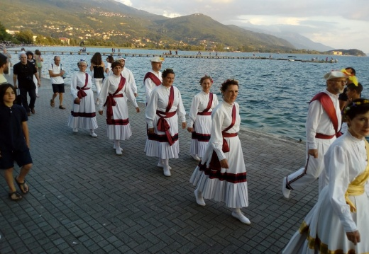 Orhid Folklore Days, Macedonia
